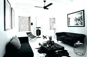 deco noir et blanc chambre chambre noir gris deco noir et blanc chambre co top 6 d salon co