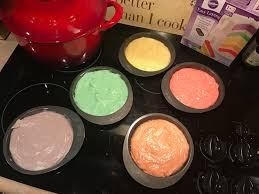 shareitsaturday how to make rainbow cakes – The Daily Starr
