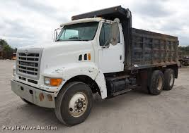 2001 Sterling L9500 Dump Truck | Item DC5272 | SOLD! Novembe...