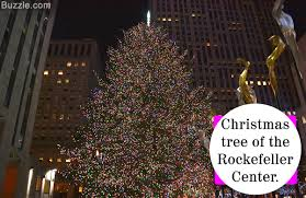 Rockefeller Center Christmas Tree Fun Facts by Tips To Make Decorating A Christmas Tree With Ribbons Much Better