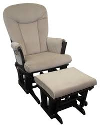 Most fortable Glider Recliner with Ottoman