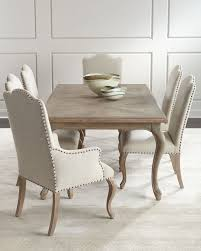 Furniture Graceful Mirrored Dining Table For Your Room