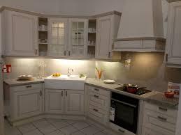 landhaus l küche mit kasettenfronten modell 2071