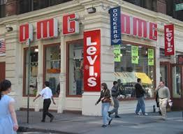 où acheter jean levi s pas cher à new york chez omg bien sûr