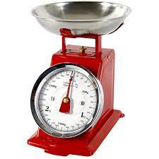 balance cuisine balance de cuisine mécanique 3 kg equinox