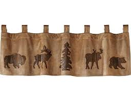 Deer Antler Curtain Holders by Window Curtains Window Drapes U0026 Window Treatments