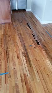 Wood Floor Leveling Contractors by Repairing Water Damaged Hardwood Floors Mr Floor Chicago