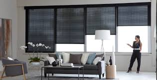 Power Window Treatments Home Automation Systems Motorized Blinds