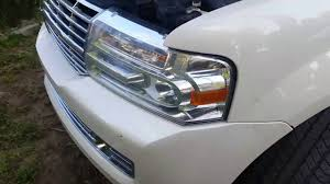 2007 lincoln navigator hid bulb replacement how to