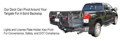cari mor truck bed extender cargo carrier