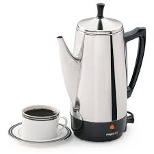 Presto 12 Cup Stainless Steel 02811 Coffee Maker Our Top Pick For Best Electric Percolator
