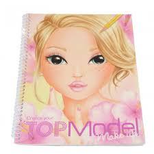 Dress Coloring Pages Coloriage Top Model Biz