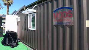 100 Houses Containers Tiny House Village Aims To Turn Shipping Containers Into Affordable