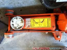 Hydraulic Floor Jack Adjustment by Rebuilding A Floor Jack U2013 Meze Blog