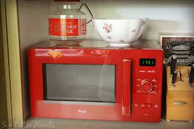 This Is The Whirlpool Crisp N Grill Convection Microwave GT 286 In Stylish Red From Gusto Series Its Introduction To Our Kitchen Has Definitely