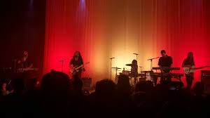 local natives perform new song at ryman gslm