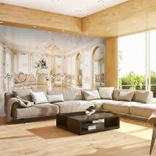 details zu vlies fototapete architektur beige weiß room tapete wandbilder wohnzimmer 40