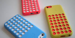iPhone 5S and 5C Cases hands on made by Apple SlashGear