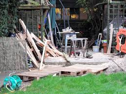 how to build a bespoke summerhouse from reclaimed wood and save