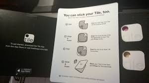 The Tile Packaging Simple Effective