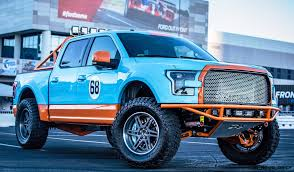 100 Custom Truck Paint Designs Ford SEMA 2015 TRUCKS