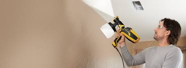 Using A Paint Sprayer For Ceilings by Interior Painting Tips For Ceilings And Walls Wagner Spraytech