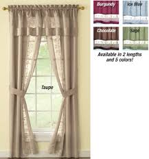 105 Inch Blackout Curtains by Curtains U2013 Green U2013 Interior Decorating Deals