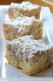 Our Army Life according to the wife New York Style Crumb Cake