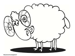 Coloriage Mouton A Imprimer 16 Moutons Pinterest