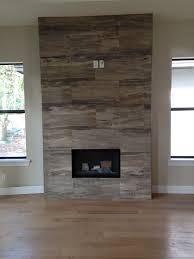 323 all new porcelain wood tile fireplace porcelain