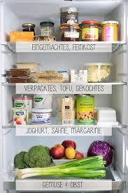wie räume ich meinen kühlschrank richtig ein