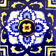 Mexican Tile Saltillo Tile Talavera Tile Mexican Tile Designs by Mexican Tile Lomeli 3023 Ceramic Mexican Tile Ceramic Deco