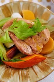 foie gras en pot recette foie gras en pot au feu cuisine madame figaro