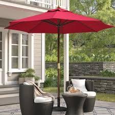 3 Tier Pagoda Patio Umbrella by Patio Umbrellas You U0027ll Love Wayfair