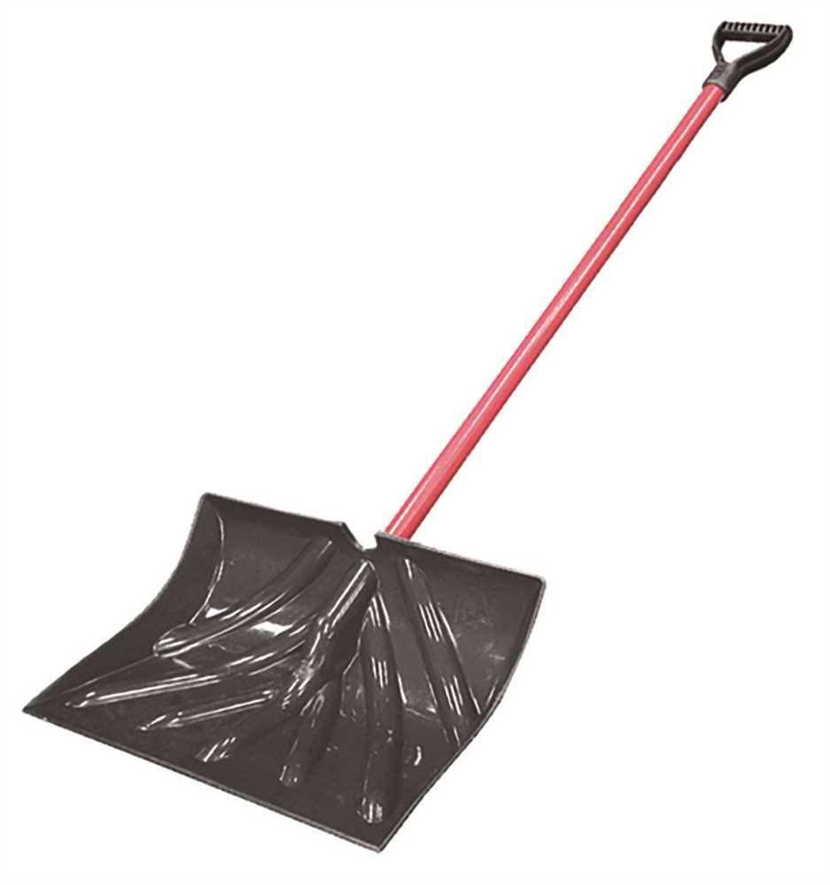 Howard Berger 1233 Snow Shovel