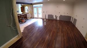 DIY Kitchen Remodel 11 Vinyl Plank Flooring