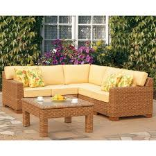Outdoor Sectional Sofa Walmart by Patio Interesting Outdoor Sectional Patio Furniture Outdoor