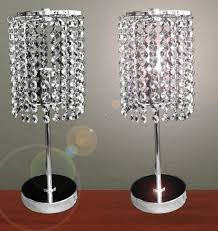 Fillable Glass Table Lamp Uk by Clear Glass Bedside Lamps 31 Outstanding For Clear Sabina Table