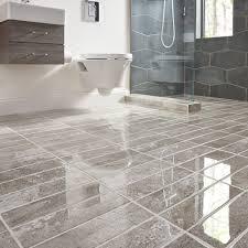 jeffrey court castle rock porcelain hexagon floor and wall tile