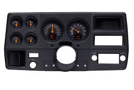 100 1979 Gmc Truck 1991 GMC Blazer Suburban RTX Gauge System RTX79C