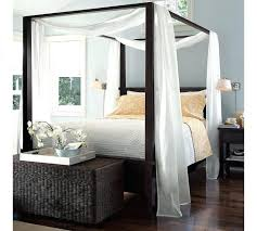 beds canopy bed drapes fabric beds curtains pottery barn diy