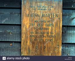 Polstead, Suffolk, Memorial To Maria Marten, Victim Of The Red ... Murder In The Red Barn Youtube Victorian Era Figurines Amusing Planet Hoedown Entrance Features The Look Of An Old Red Barn Unsolved Murders History Sorts Archive Stock Photos Images Alamy In July 2015 Cambridge Youth Musical Theatre Amazoncom Sinister Cinema Amazon Yesterdays Papers Remarkable Lives Splendidly Illustrated Ballads Harnessing The Power Of Criminal Corpse By Tom Waits