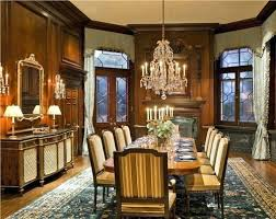 Charming Victorian Dining Room Rooms Terrace Ideas