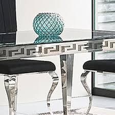 medusa esstisch tisch esszimmer glas