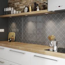 Alhambra Dk Grey Ceramic Wall Tiles Bedroom Decor Grey Kitchen