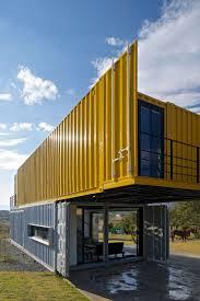 100 Sea Container Houses Contemporary Shipping House In La Primavera