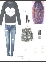 Cute School Outfits For Teens Pinterestcute Clothes Girls In