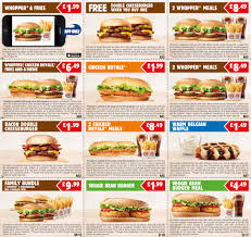 Burger King Deals Of The Day Uk - Me Bath Coupon Burger King Has A 1 Crispy Chicken Sandwich Coupon Through King Coupon November 2018 Ems Traing Institute Save Up To 630 With All New Bk Coupons Till 2017 Promo Hhn Free Burger King Whopper Is Doing Buy One Get Free On Whoppers From Today Craving Combo Meal Voucher Brings Back Of The Day Offer Where Burger Discounted Sets In Singapore Klook Coupons Canada Wix Codes December