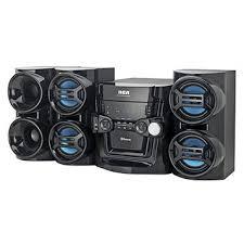 Fingerhut RCA 500 Watt Home Stereo with Bluetooth Receiver