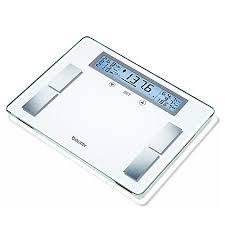 beurer glass body analysis bathroom scale bed bath beyond